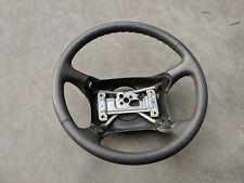 1995-98 Chevy Truck/Van OEM Leather Steering Wheel S10 C/K 1500 Suburban Yukon