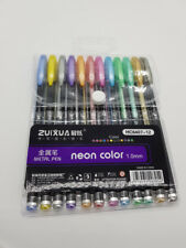 12 Colors Metallic Color Marker marker pens great for DIY greeting cards