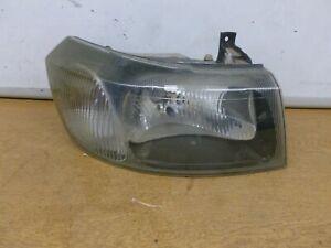 FORD TRANSIT 350 LUTON BOX VAN 2004 O/S DRIVER SIDE HEADLIGHT CLUSTER