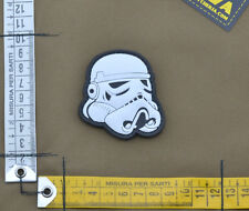 "PVC / Rubber Patch ""Star Wars Clone Soldier"" with VELCRO® brand hook"