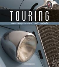 Touring (Design Coachbuilding Carrozzeria Superleggera Ferrari Lancia) Buch book