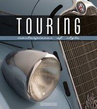 Touring (Carrozzeria Superleggera Design Coachbuilding) Buch book Masterpieces