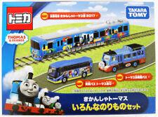 Takara Tomy Tomica Gift Thomas The Tank Engine Various Vehicle Set (960478)