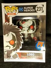 Funko Pop! Heroes DC Super Heroes Lobo Bloody PX Preview Vinyl Figure #231 Mint