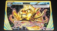 Omastar BREAK 19/124 XY Fates Collide NEAR MINT Ultra Rare Pokemon Card