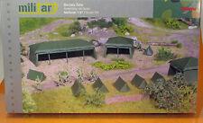 Herpa 745826 Military Bausatz Zelte
