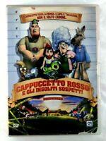 Cappuccetto Rosso e gli insoliti sospetti DVD SB Film Cinema Animazione Italiano