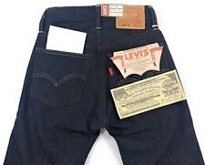 Levis Vintage Clothing LVC 501Z XX 1954 Jeans Mens 24x32 Selvedge Cone Denim USA