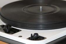 2 x Colisium Audio platter damping rings Garrard 301, 401, Lenco  PTP
