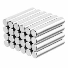 316 X 1 Inch Neodymium Rare Earth Cylinder Magnets N42 24 Pack