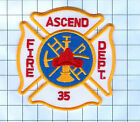 Fire Patch - Ascend 35