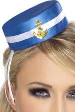 Matrosin Hut für Damen NEU - Karneval Fasching Hut Mütze Kopfbedeckung