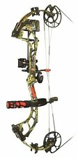 PSE RTS BOW MADNESS 32 LH NEW 2016 50-70LB COUNTRY CAMO BLACK FRIDAY $475.00