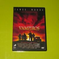 DVD.- VAMPIROS - JOHN CARPENTER - JAMES WOODS - DESCATALOGADA