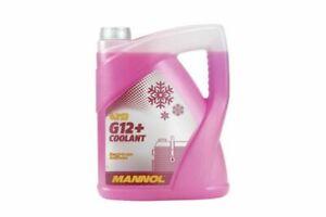 MANNOL G12 + (4212) COOLANT/ANTIFREEZE ** 5L **CLEARANCE**