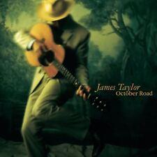 James Taylor – October Road ( CD - Album )