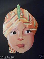 mascaras de carnaval 60 anos karnevalsmasken 60 Jahre carnival masks 60 years gq
