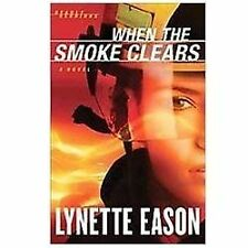 When the Smoke Clears (Thorndike Press Large Print Christian Fiction)-ExLibrary