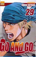 GO AND GO tome 29 Koyano MANGA shonen