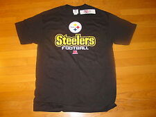 Official TEAM NFL Pittsburgh STEELERS Football  T-Shirt NWT  NEW  sz....  LARGE