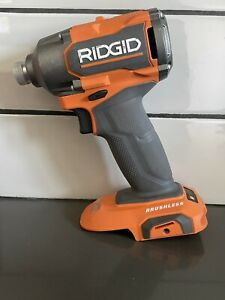 USED Ridgid MAX OUTPUT R862311 18-Volt compact Impact Driver A5