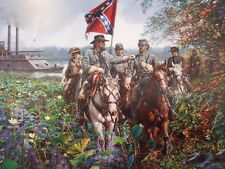 John Paul Strain The Horse Marines Print Signed & Numbered Limited Ed.