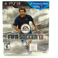 FIFA Soccer 13 Sony Playstation 3 2012 PS3 Complete
