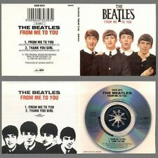 The Beatles from me to You/Thank You Girl 3 inch CD SINGOLO MINT VERY RARE NEW