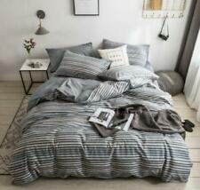 3D Black Line ZHUB3022 Bed Pillowcases Quilt Duvet Cover Queen King Zoe