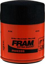 Engine Oil Filter-Extra Guard Fram PH4386