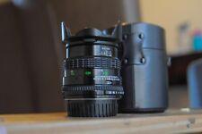 Minolta MD  mount Sigma Mini Wide 28mm F2.8  Lens Minolta MD