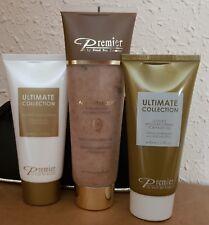 Dead Sea Premier Travel Collection: Moisture Cream,Facial Exfoliator,Hand Cream
