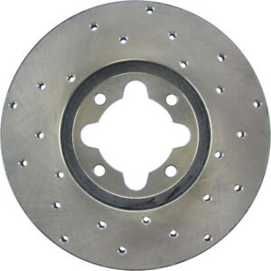 Disc Brake Rotor-GT Front Right Stoptech 128.44017R fits 1982 Toyota Celica