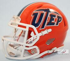 UTEP TEXAS EL PASO MINERS -Riddell Speed Mini Helmet