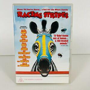 Racing Stripes (DVD, 2005) Frankie Muniz Region 4 Free Postage