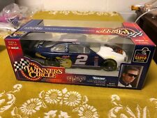 RUSTY WALLACE 1998 ELVIS PRESSLEY 1/24 WINNERS CIRCLE DIECAST CAR