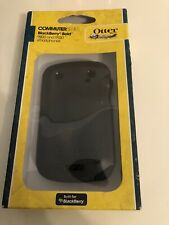 Genuine Blackberry Bold 9900 9930 OtterBox Commuter Series Hard Case Cover Black