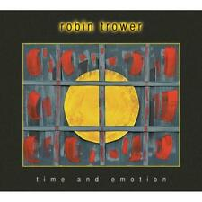 Robin Trower : Time and Emotion CD (2017) ***NEW***