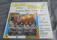 NACHO TORRES -CON LA ORQUESTA TIPICA YUCALPETEN- MEXICAN LP STILL SEALED BOLERO