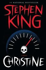 Christine by Stephen King (2016, Paperback)
