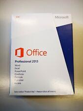Microsoft Office 2013 Professional ITA Originale versione BOX 32/64bit