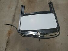 98-03 Jaguar XJ8 Sunroof Assembly Complete VDP White