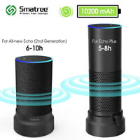Smatree Portable Battery Base for Echo 2nd Generation/Echo plus