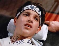 RALPH MACCHIO as Daniel LaRusso - The Karate Kid GENUINE AUTOGRAPH UACC (R11089)