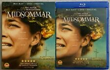 MIDSOMAR BLU RAY DVD 2 DISC SET + SLIPCOVER SLEEVE BUY NOW FREE SHIPPING HORROR