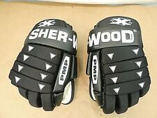 New listing Sher-Wood Pmp Hockey Gloves, Preowned
