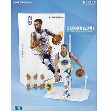 ENTERBAY NBA 1/9 Stephen Curry Scale Figure Motion Masterpiece Collection Action