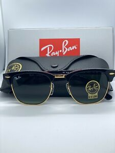Ray Ban Clubmaster Sunglasses Classic Style Fast Shipping