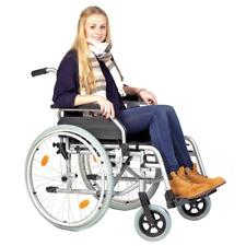 Servomobil Rollstuhl Alu Light Sitzbreite 43 45 Cm höhenverstellbar Faltbar