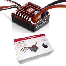 Hobbywing QUICRUN Crawler 1080 80A ESC Speed Controller + ESC program Card